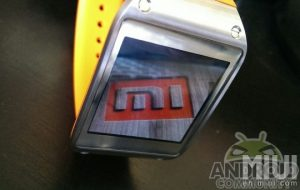(Unfortunately) this is just a Samsung Galaxy Gear with MIUI Reflection logo