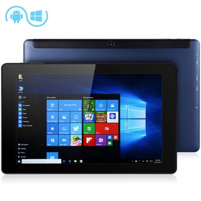 Cube iWork 10 Flagship Ultrabook PC Tablet - WINDOWS 10 + ANDROID 5.1 BLUE