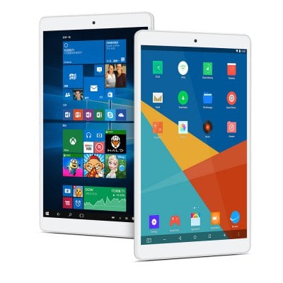 8 inci Teclast X80 Pro Tablet PC - WINDOWS 10 + ANDROID 5.1 WHITE 1537