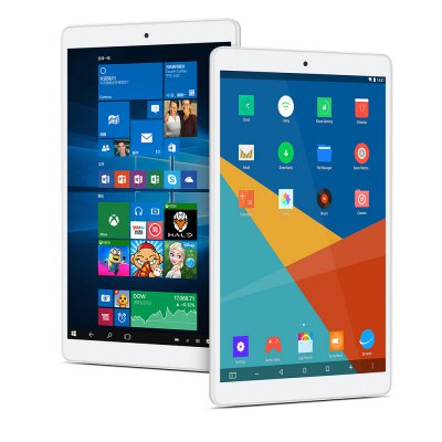 8 inch Teclast X80 Pro Tablet PC - WINDOWS 10 + ANDROID 5.1 TRẮNG 1537