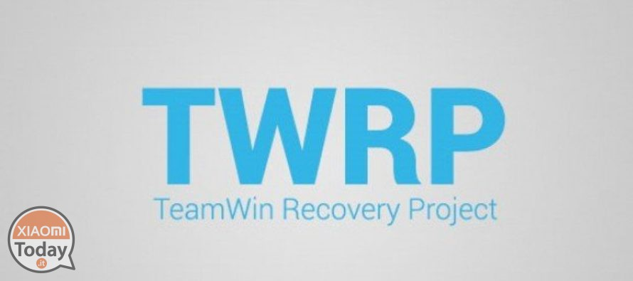 twrp recovery I mix 2