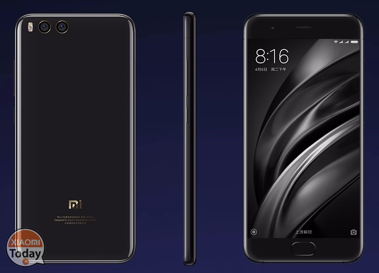 Unboxing Xiaomi Mi 6 Ceramic Edition