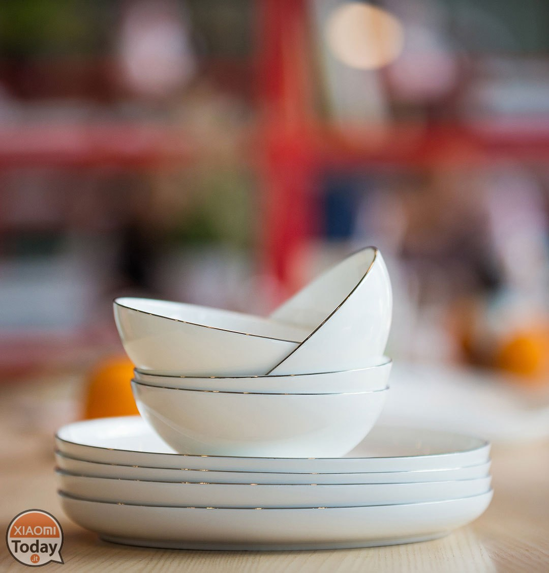 Xiaomi dishes are the new crowdfounding product of today