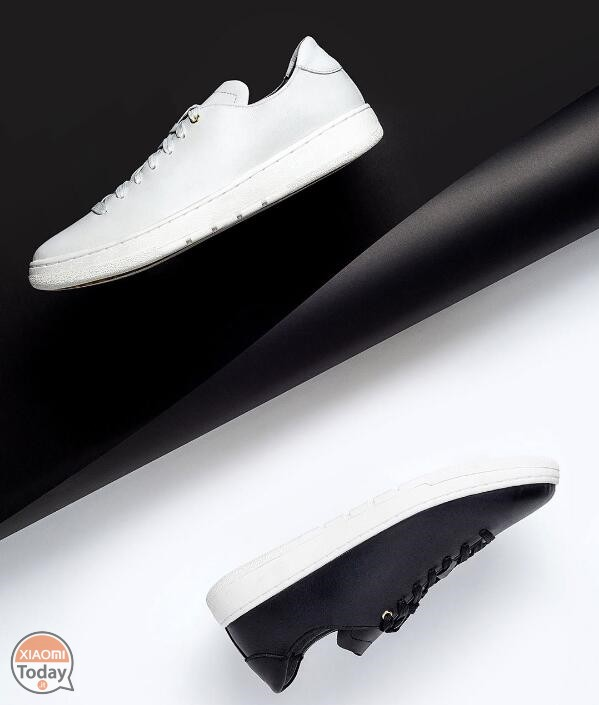New Xiaomi 90 Arrives Breathable European Leather Shoes