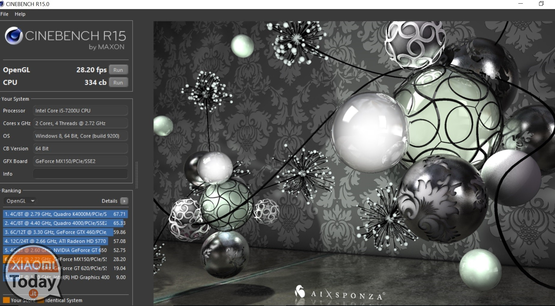 Cinebench-r15-OpenCL