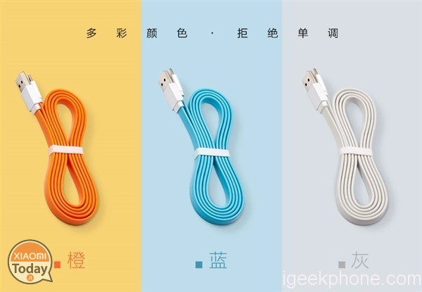 xiaomi-cable-type c-usb-qc2.0-new