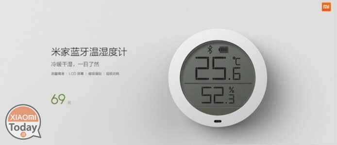 Mijia Bluetooth Hygrothermograph