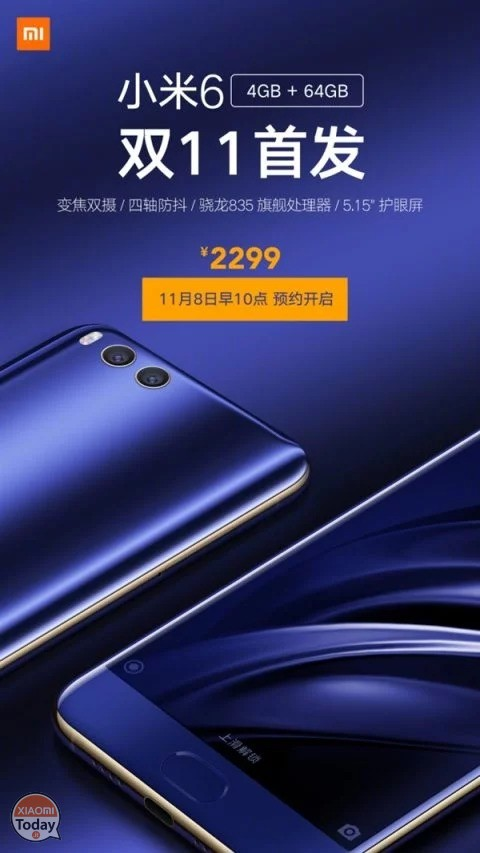 Xiaomi-Mi-6-4GB-RAM-version-64GB