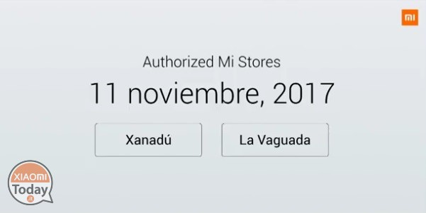 Xiaomi officially lands in Spain  Ole !!!