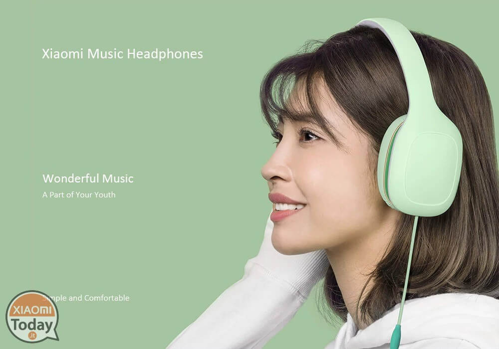relaxed xiaomi cover headphones