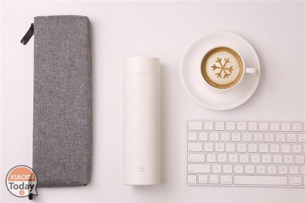 Xiaomi presents Mijia Vacuum Cup: thermos made of 316L surgical steel with high insulating properties