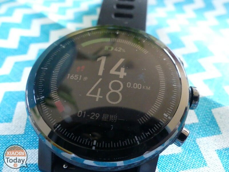AmazFit Stratos Sports Watch Review 2 (Peace 2) - One step forward