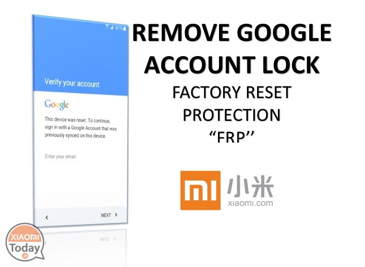 Guide: how to remove the FRP block from your Xiaomi Mi A1