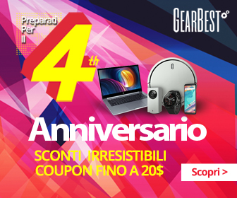 Anniversary gearbest offers