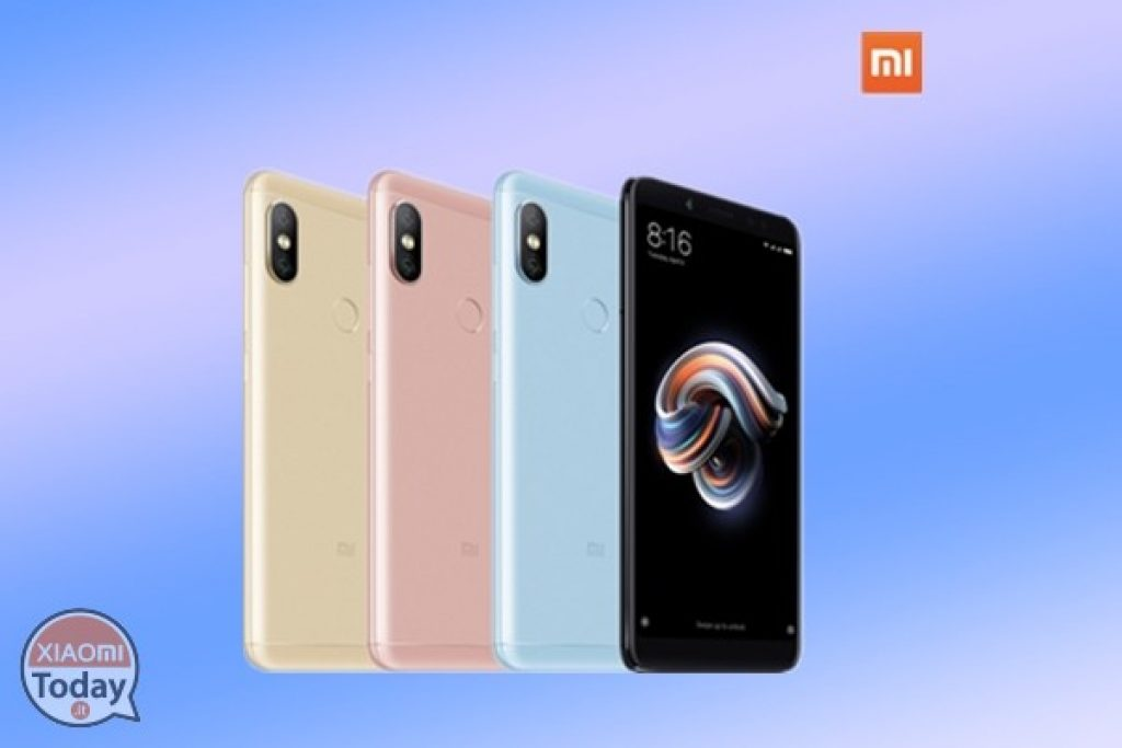 Xiaomi Redmi Note 5 (Pro): confirmations on the Chinese version cameras!