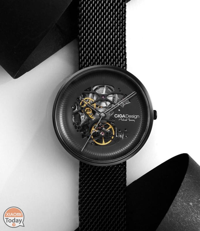 xiaomi ciga design mechanical watch