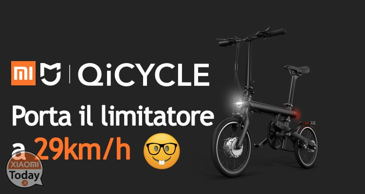 Xiaomi Mijia QiCycle