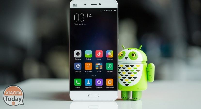 Xiaomi Mi 5 primește Android Oreo pe MIUI China Developer!