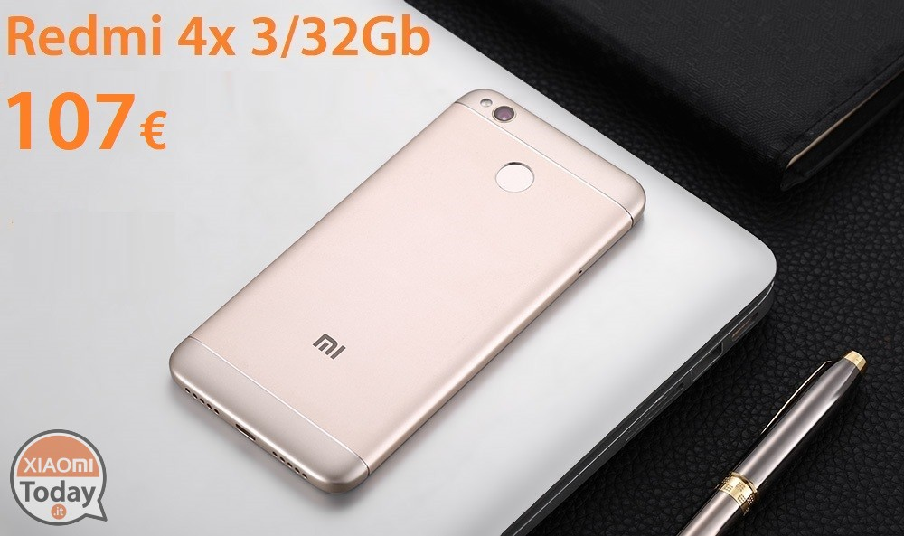 redmi 4x 107 gold