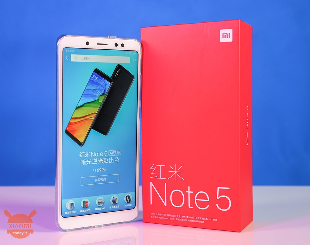 Xiaomi Redmi Note 5 and Pro outnumber the 5 million units sold