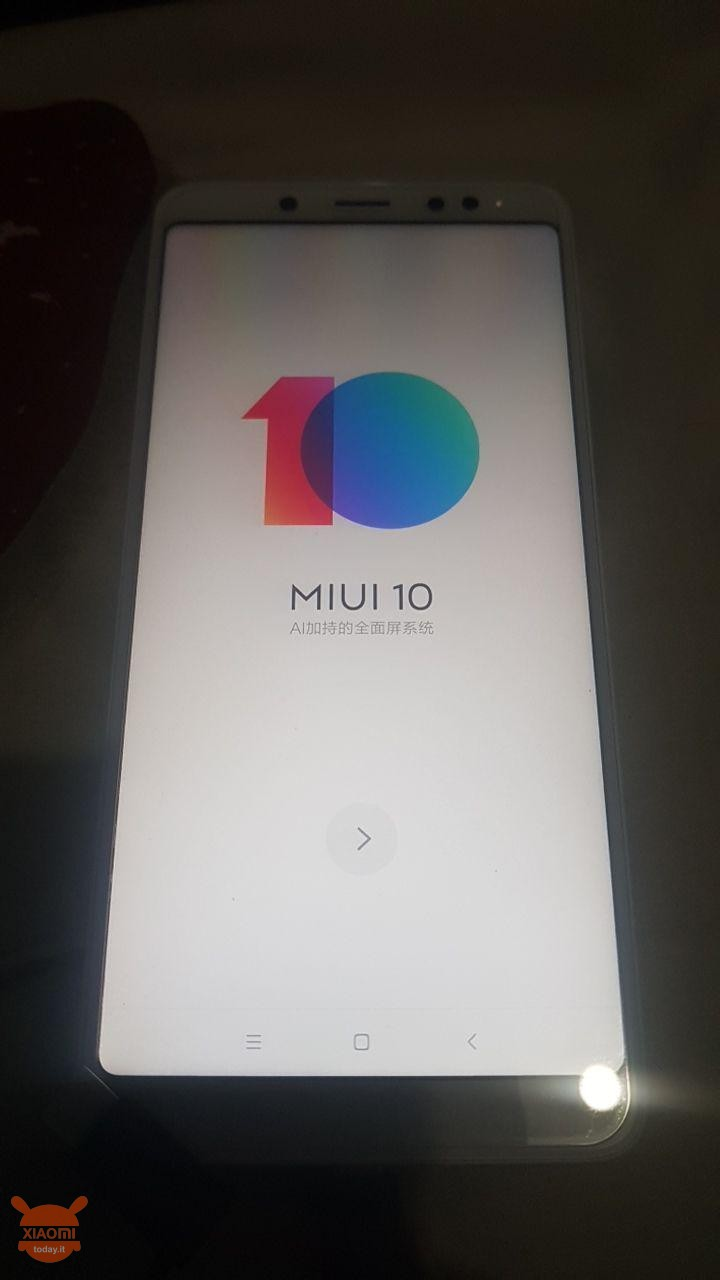 note redmi 5