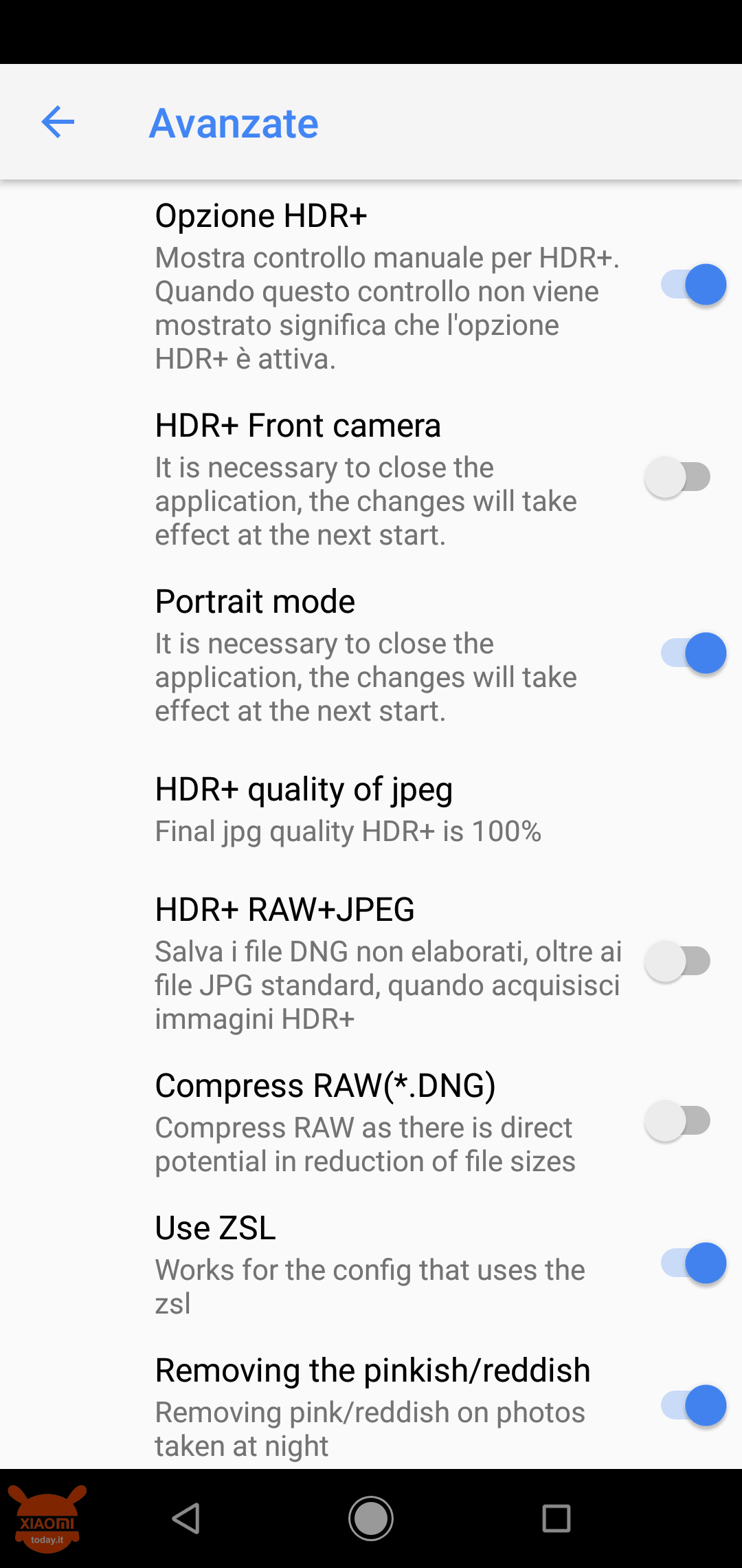 How to install the Google Camera GCam on Xiaomi Mi A2 and Mi A2 Lite