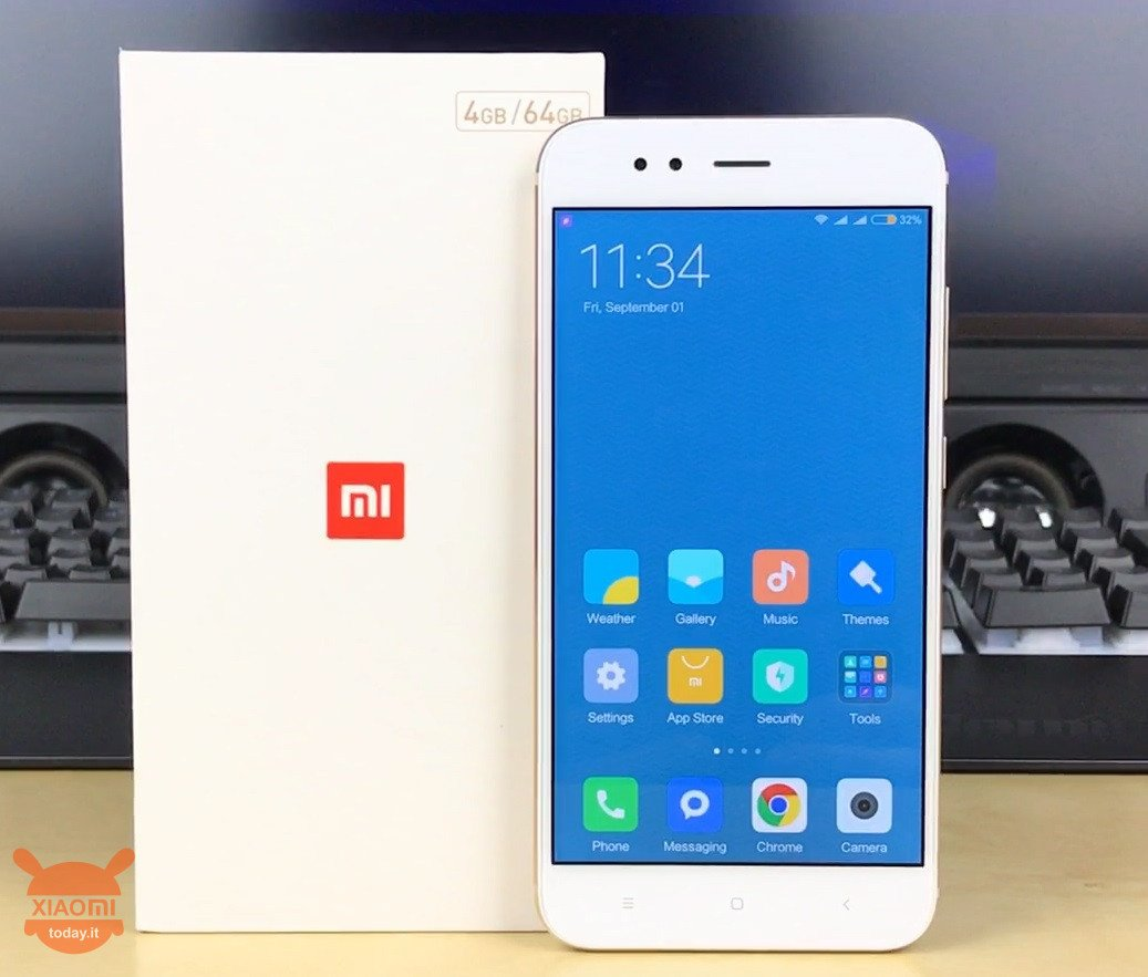 MIUI 10 on your Xiaomi Mi A1? Here's how to do it