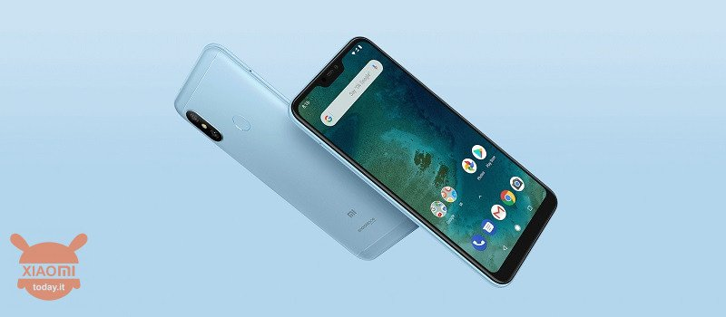 Xiaomi Mi A2 Lite receives the October security patches
