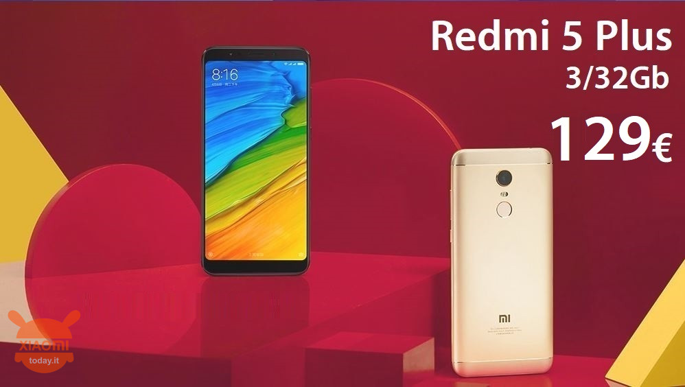 redmi 5 plus 129