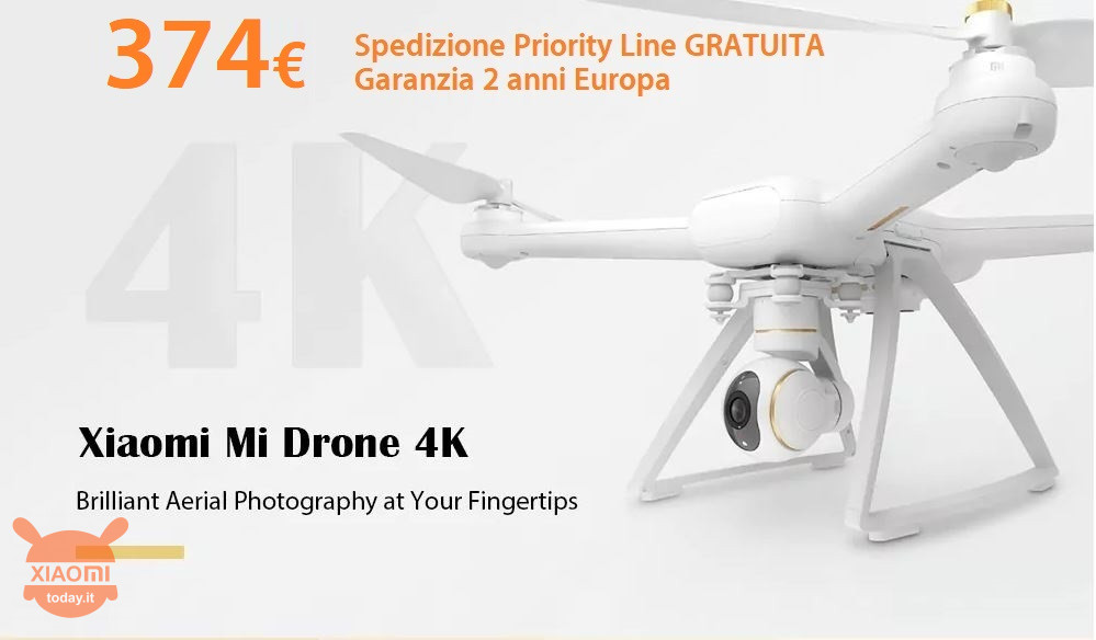 drone me 374 it priority