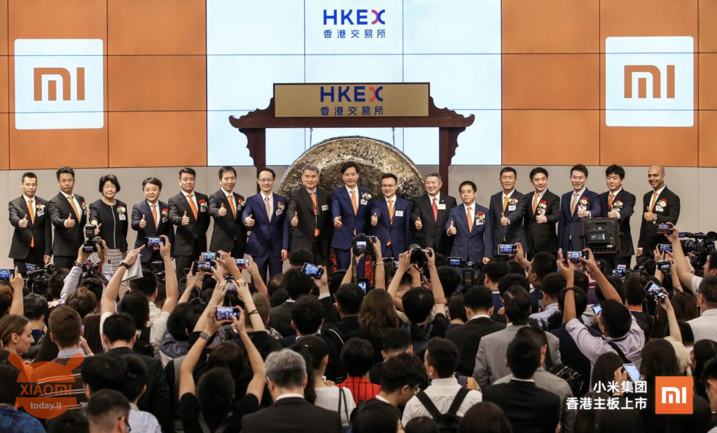 xiaomi ceo elle jun ipo