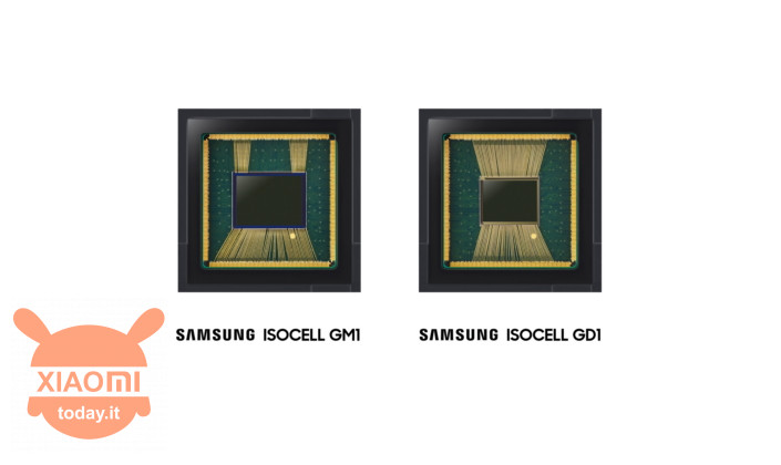 samsung ISOCELL Plus GM1