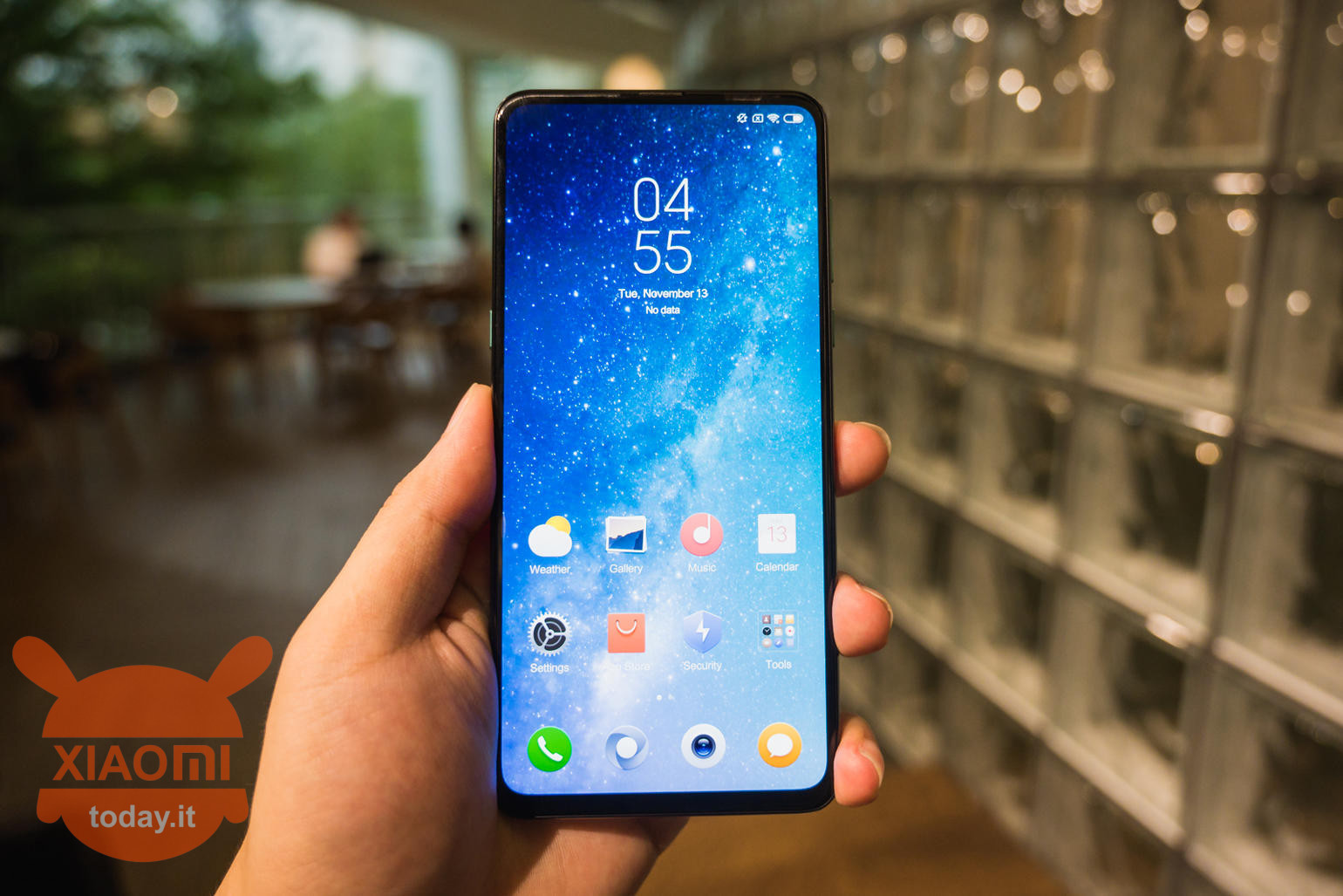 Xiaomi Mi Mix 3: available for download the MIUI 10 Global Stable on