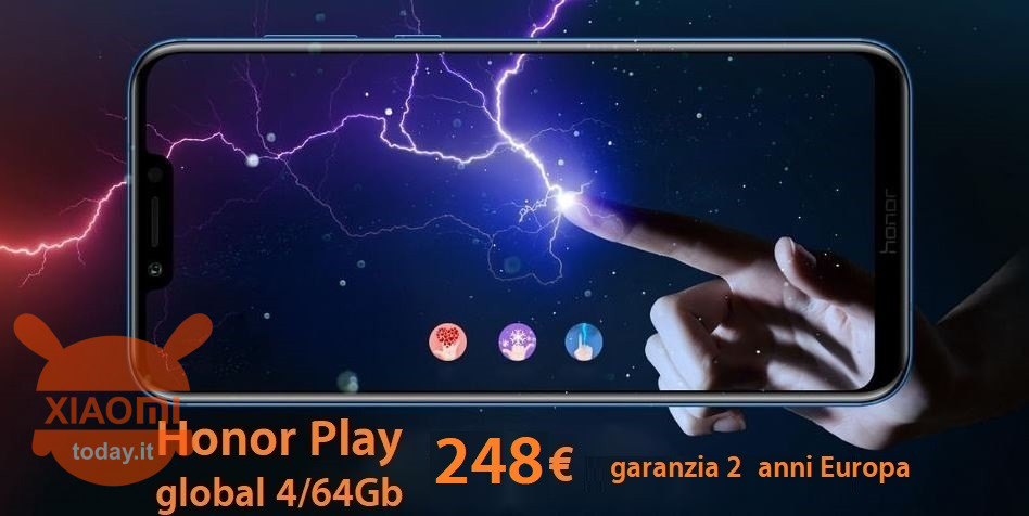 honor play 248 it