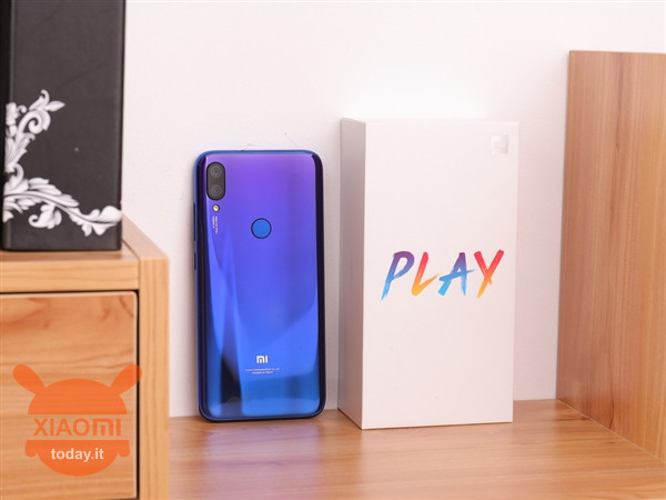 Especificações do Xiaomi Mi Play