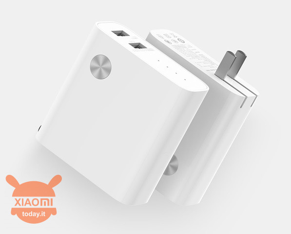 Xiaomi Mi Power Bank 2in1