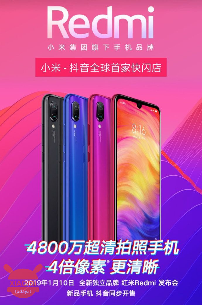 Redmi 48MP
