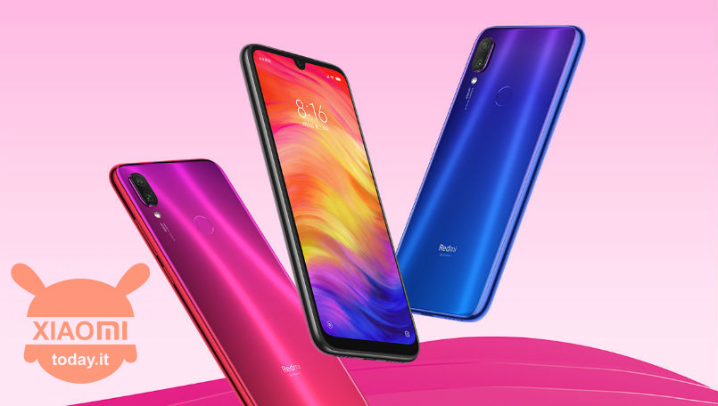 Xiaomi Redmi Note 7S India