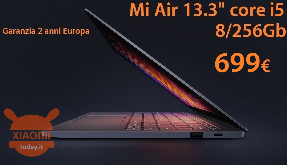 notebook 13 i5 699it