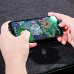 Xiaomi Black Shark 2 sentuh