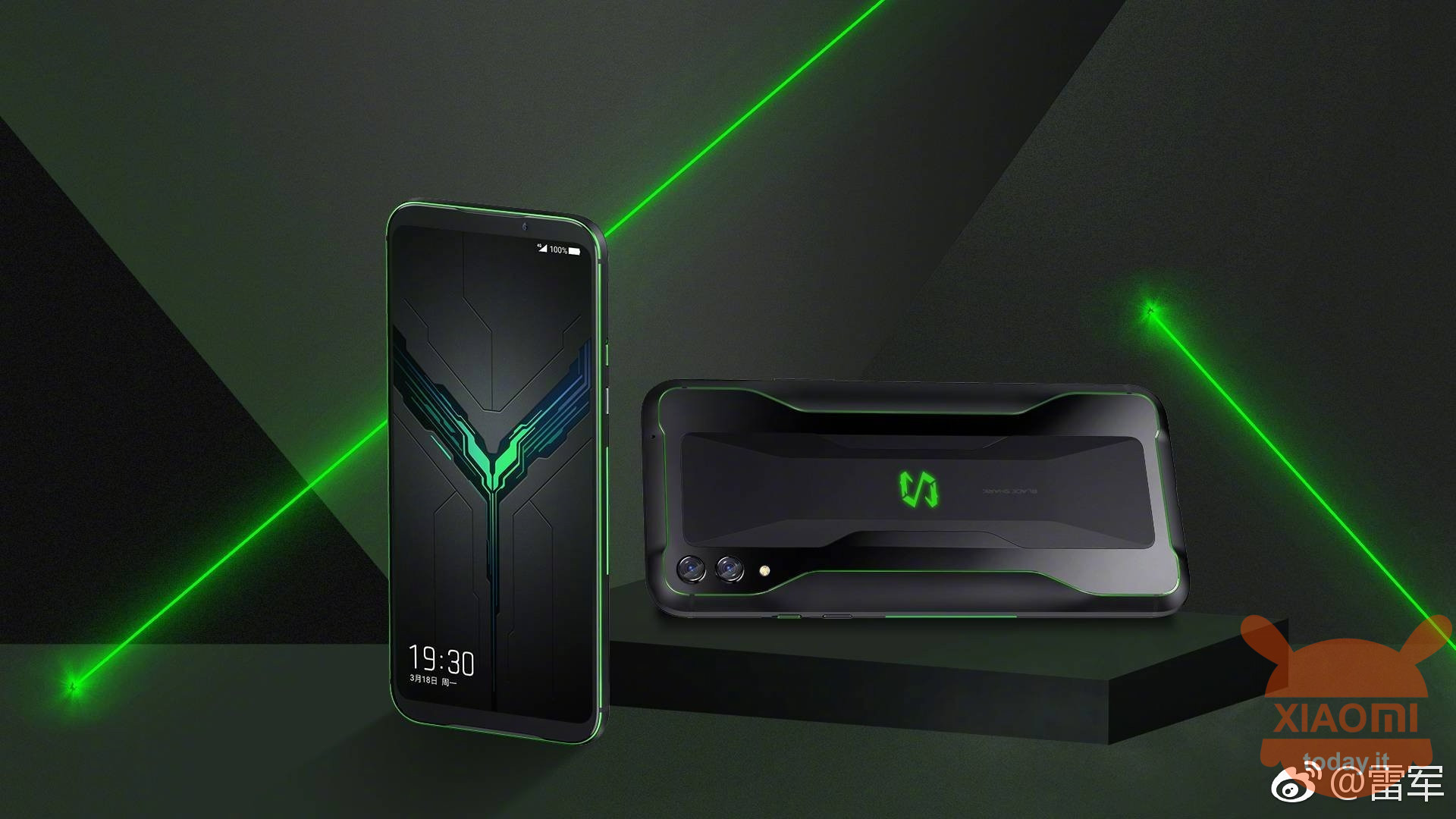Especificaciones Xiaomi Black Shark 2