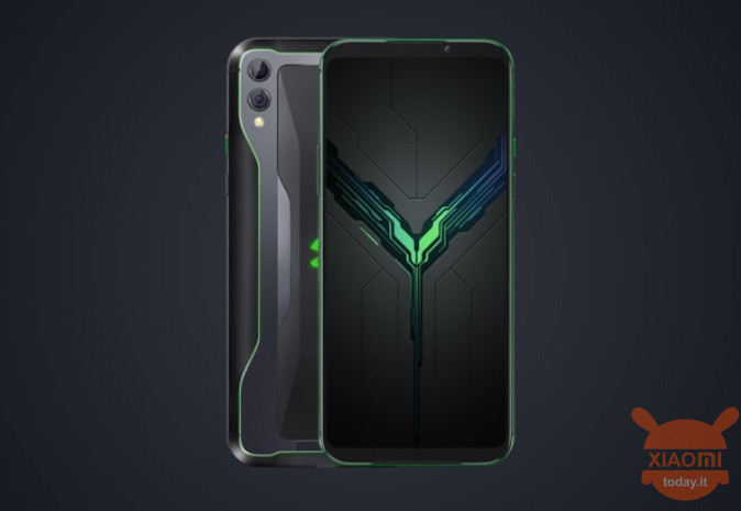 Xiaomi Black Shark skor 2 Pro Geekbench