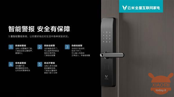 Yunmi Smart Door Lock