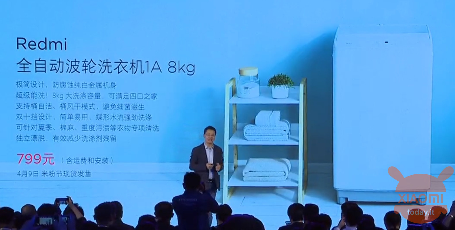 Xiaomi Redmi washing machine A1