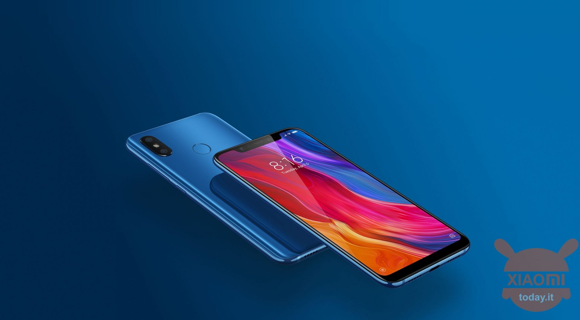 Xiaomi Mi 8 Game Turbo