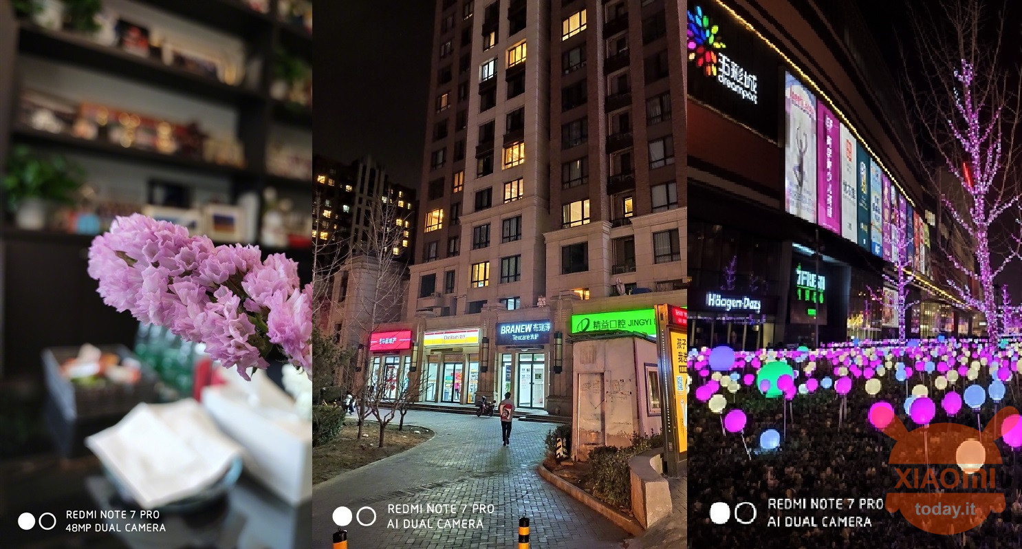 Xiaomi Redmi Note 7 Pro photo samples