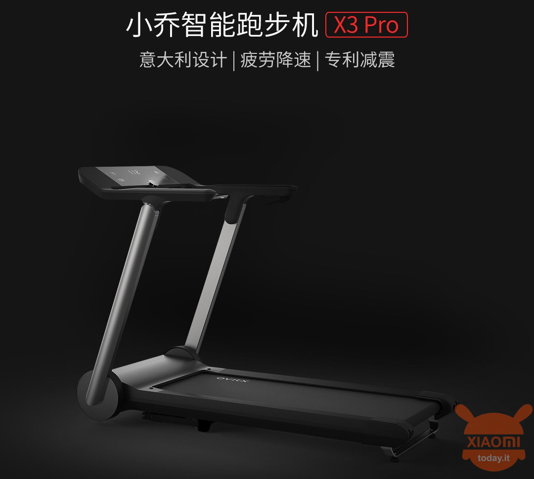 Xiao Qiao Smart Treadmill X3Pro officiel