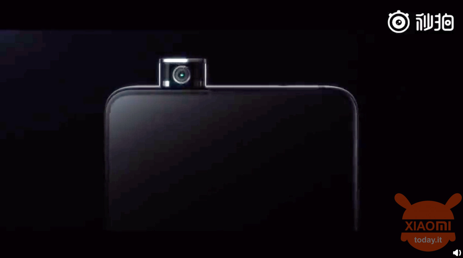 redmi flagship teaser pop-op camera