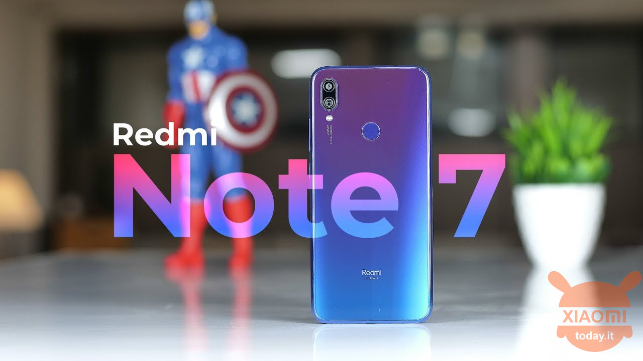note redmi 7