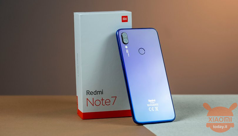redmi notering 7
